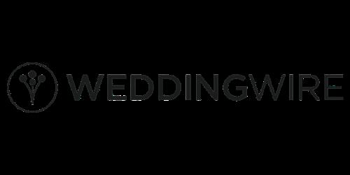 wedding wire logo sample
