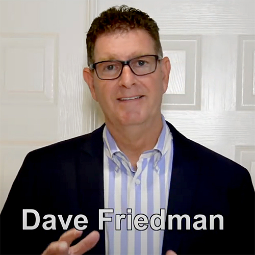 A picture of Dave Friedman