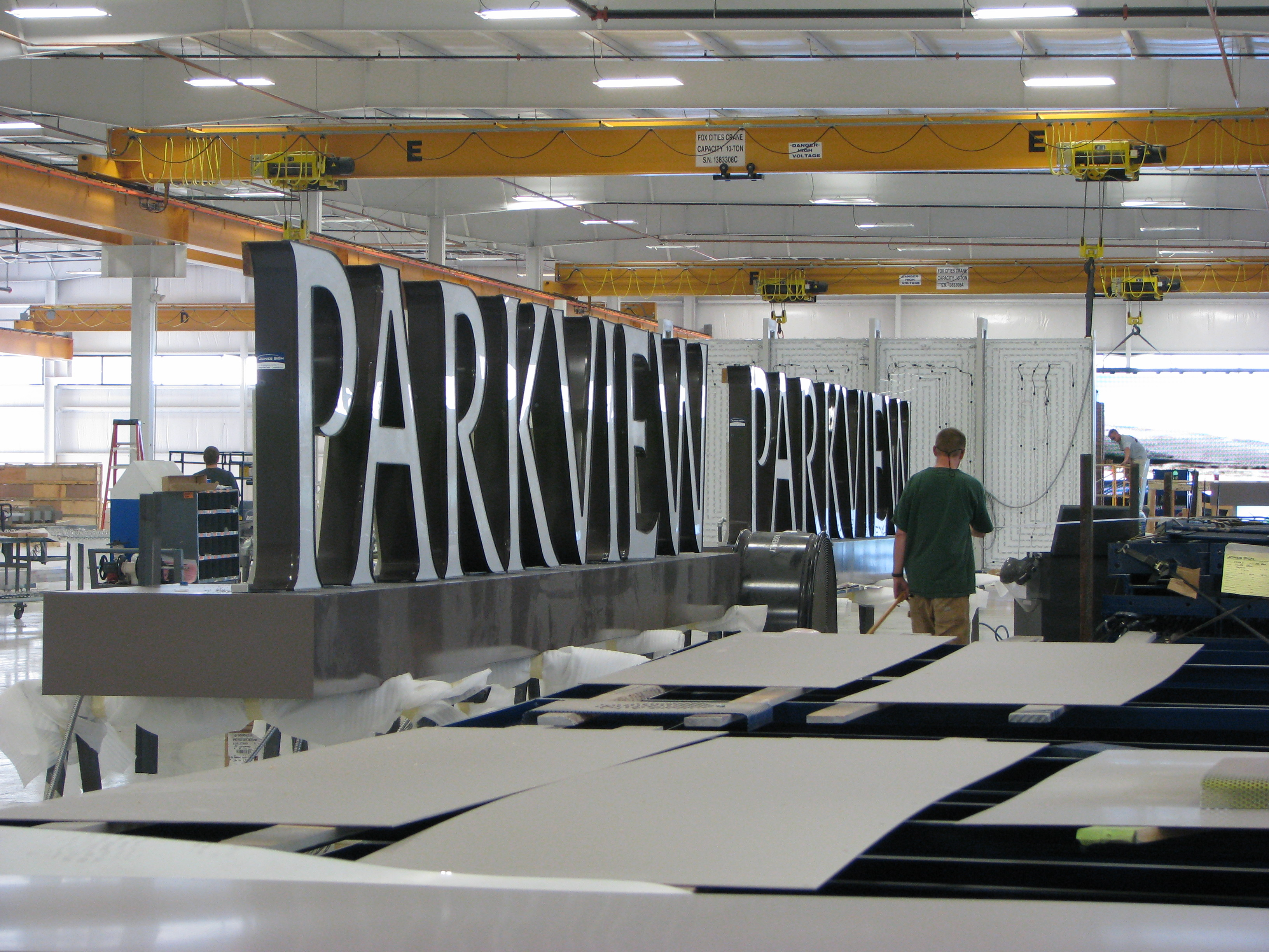 Signage Solutions by National Sign Company, Jones Sign