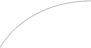 curved line