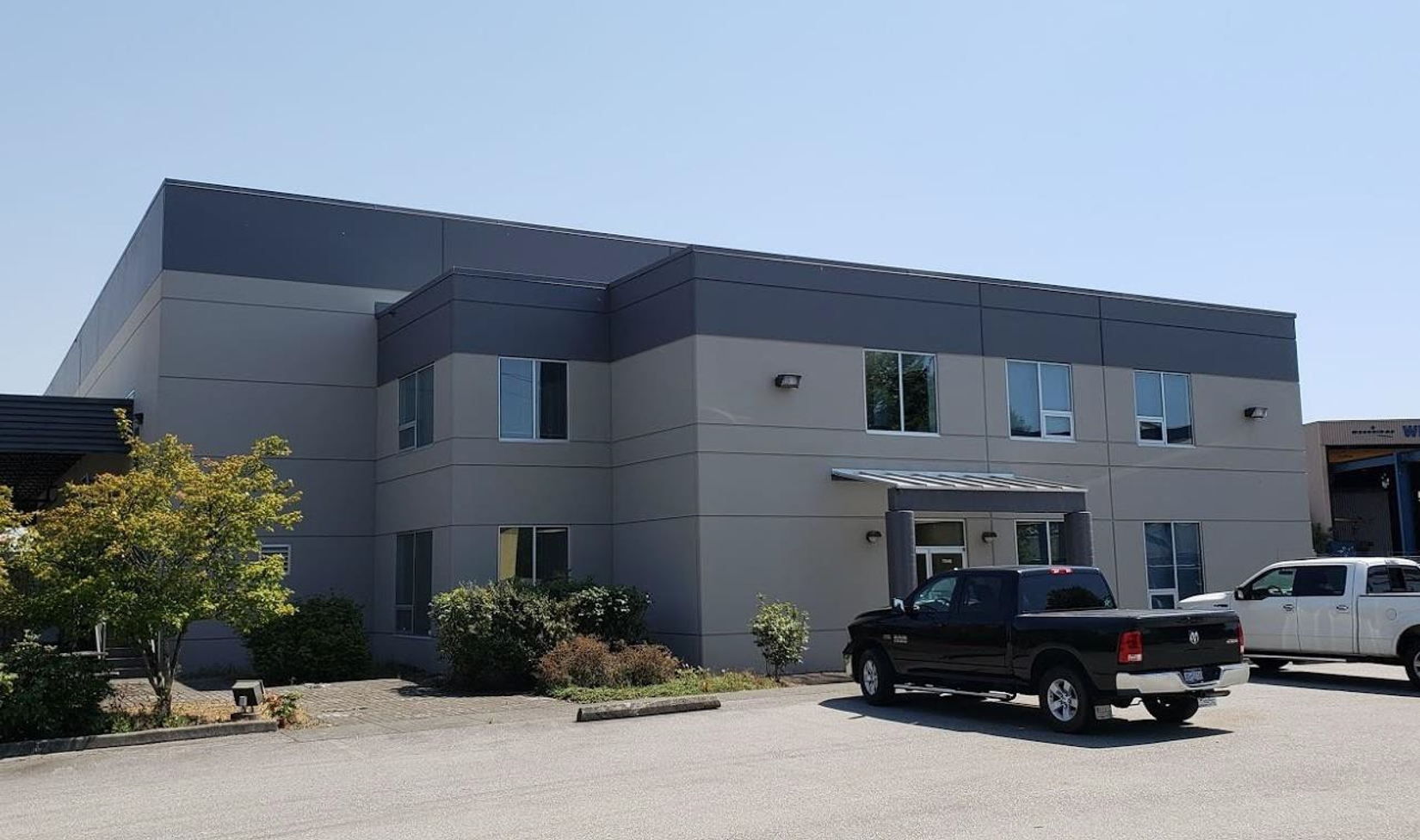 Empower Facility (front) - Delta, BC