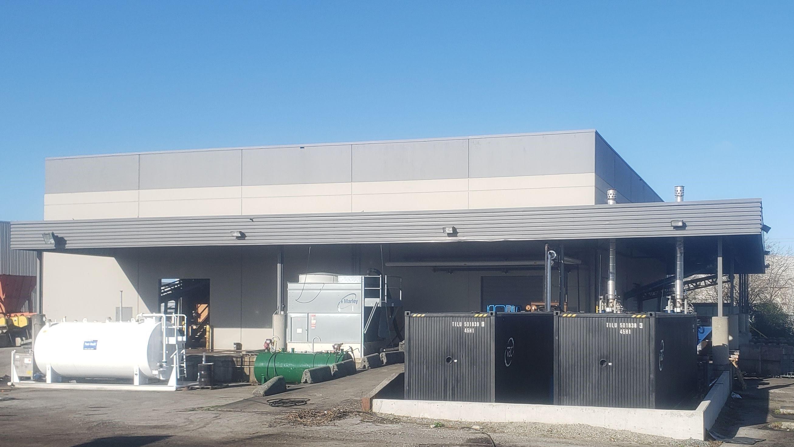 Empower Facility (back) - Delta, BC
