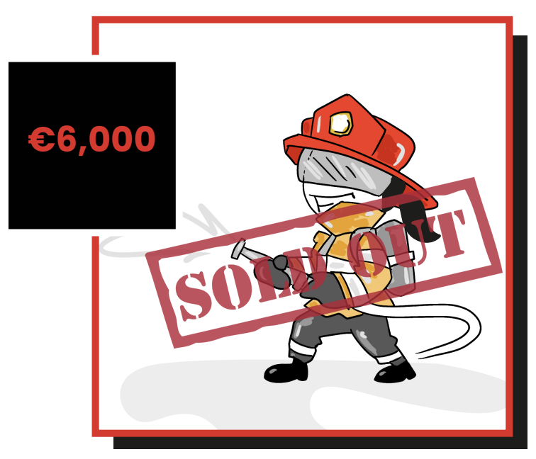 Firefighter SRE PRO sold out