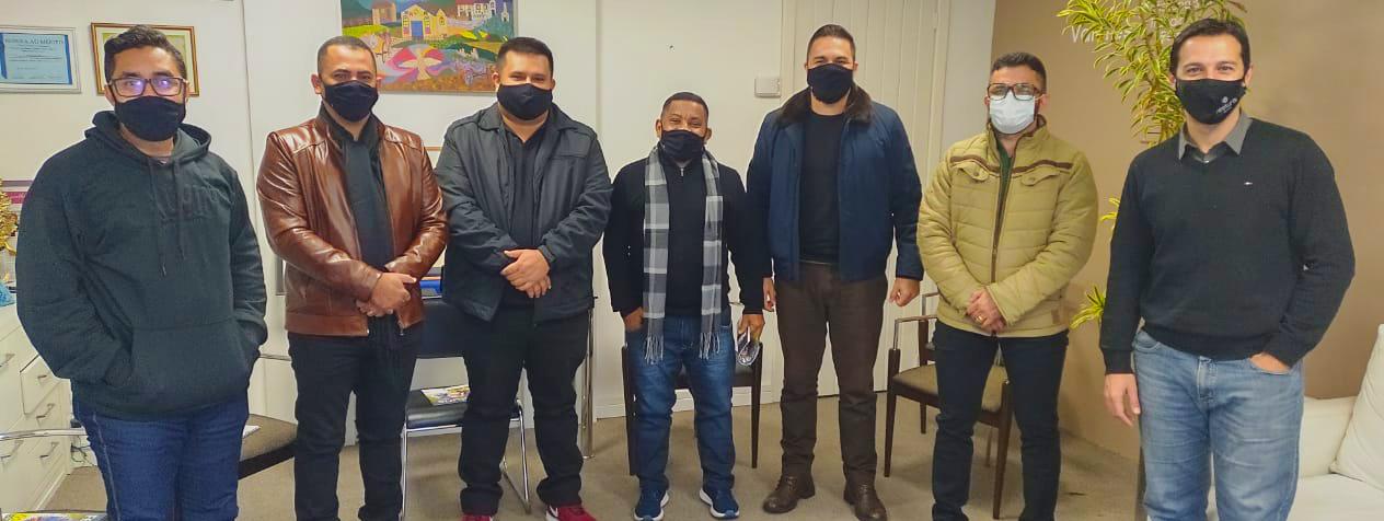 Representantes da cidade realizaram uma visita técnica em Gramado nesta quarta-feira (16)