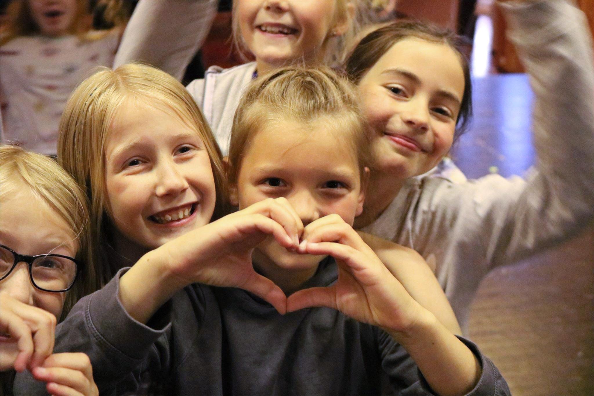 Deltagere på dansefestivalen Summer Dance.