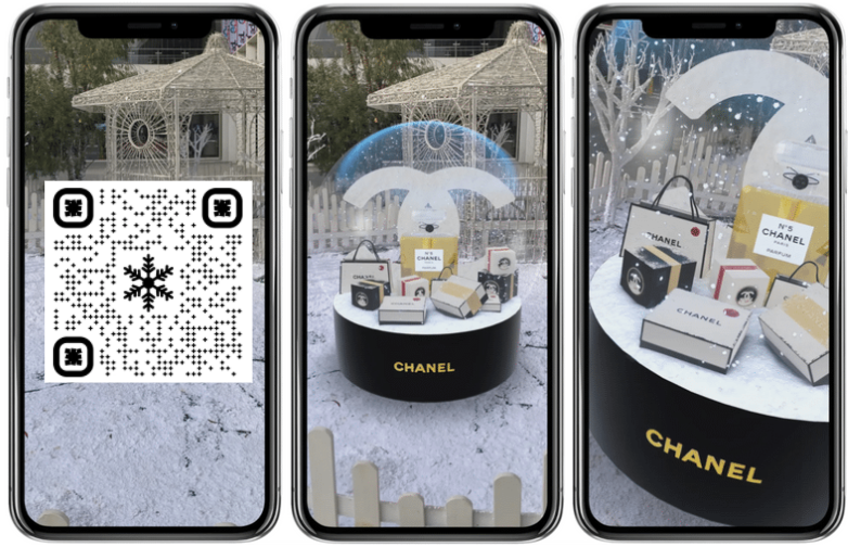chanel-qr-code-snowglobe-iphone-AR