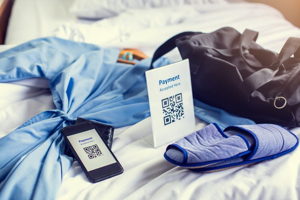 Use QR Codes for Hospitality
