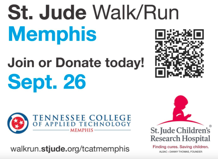 donate to a charity advertisement with a qr code