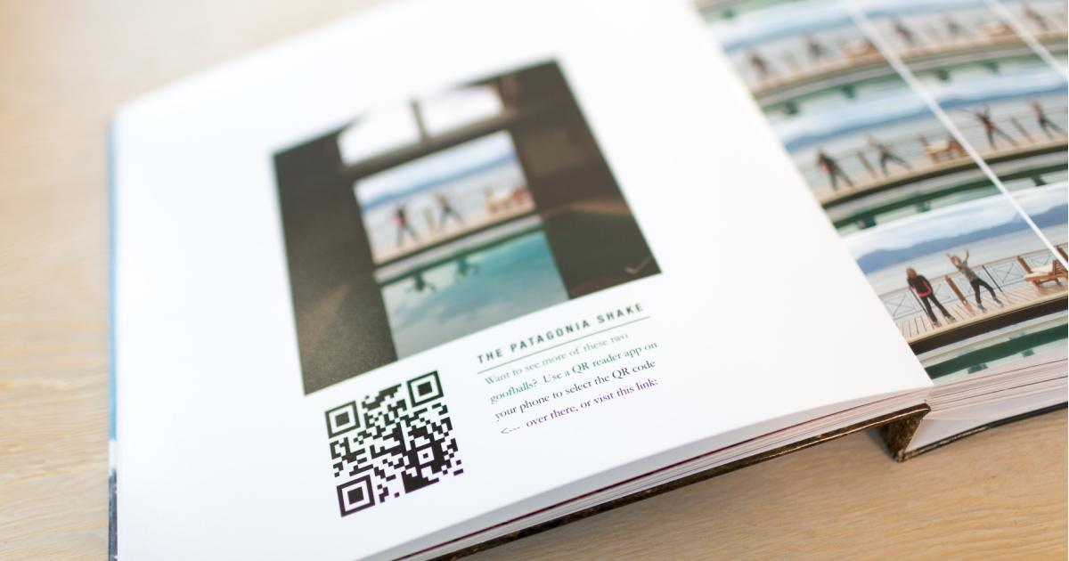 QR Codes for Books