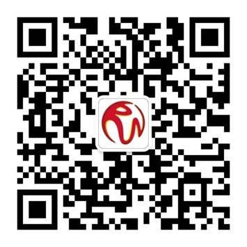 rw sentosa black qr code with red logo