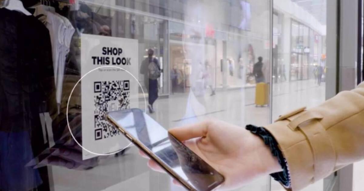 QR Codes for Shop Windows