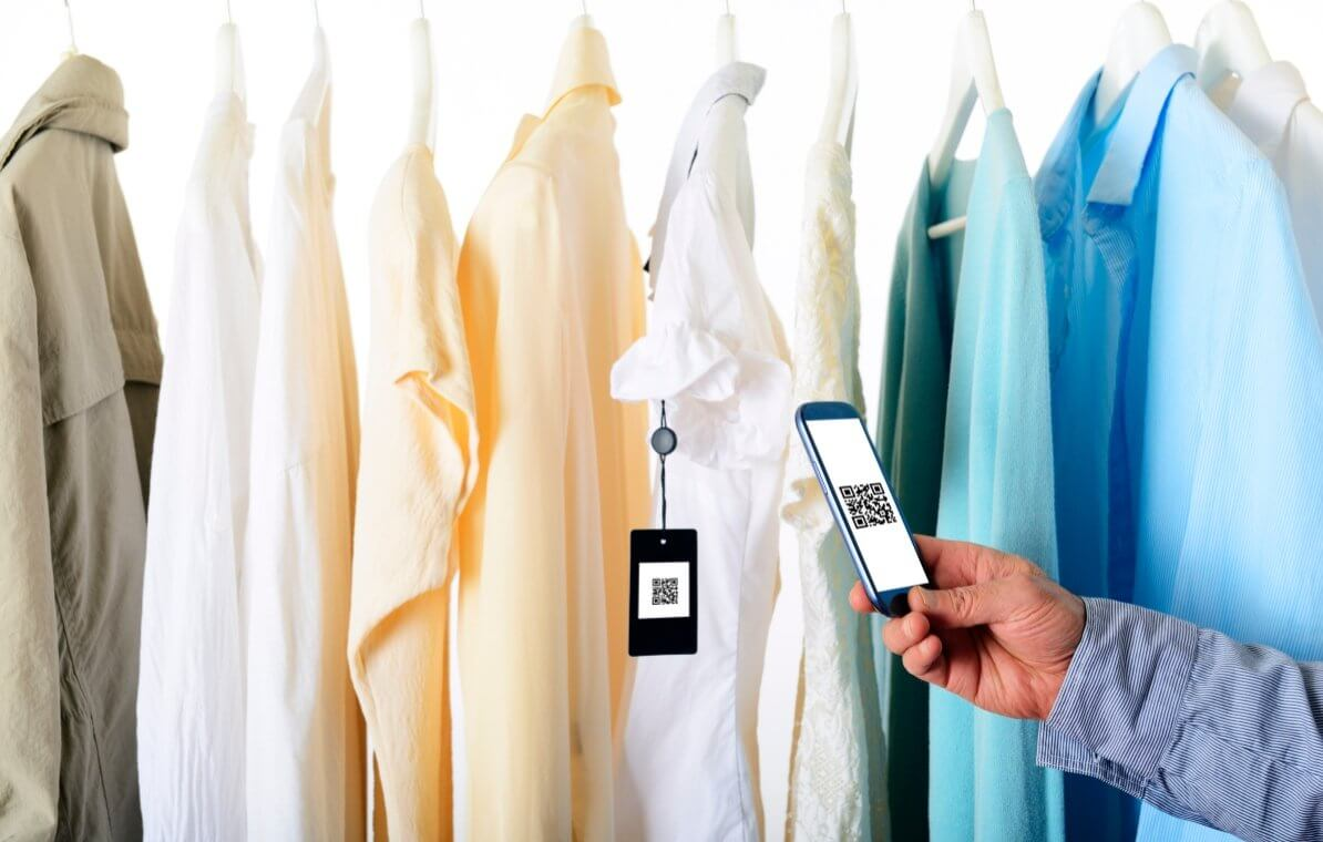 QR Codes for Clothing