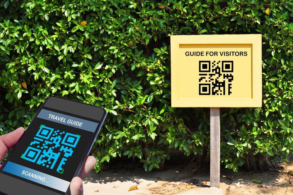 QR Codes for Tourism