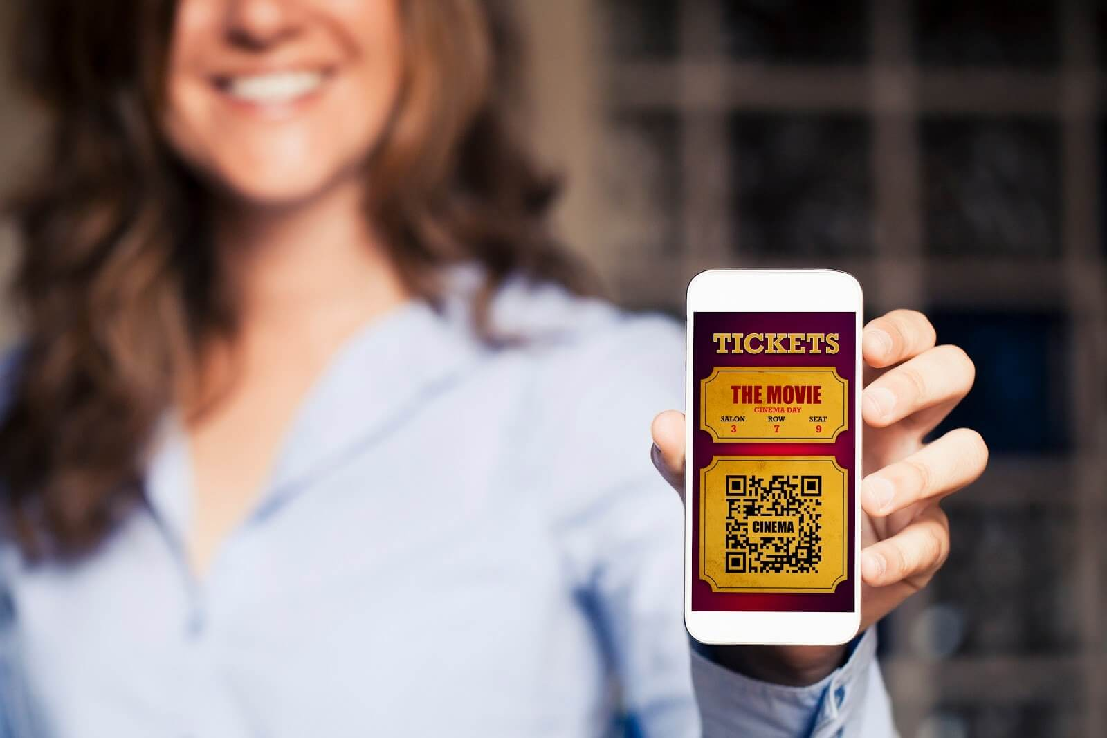 QR Codes for Places of Leisure