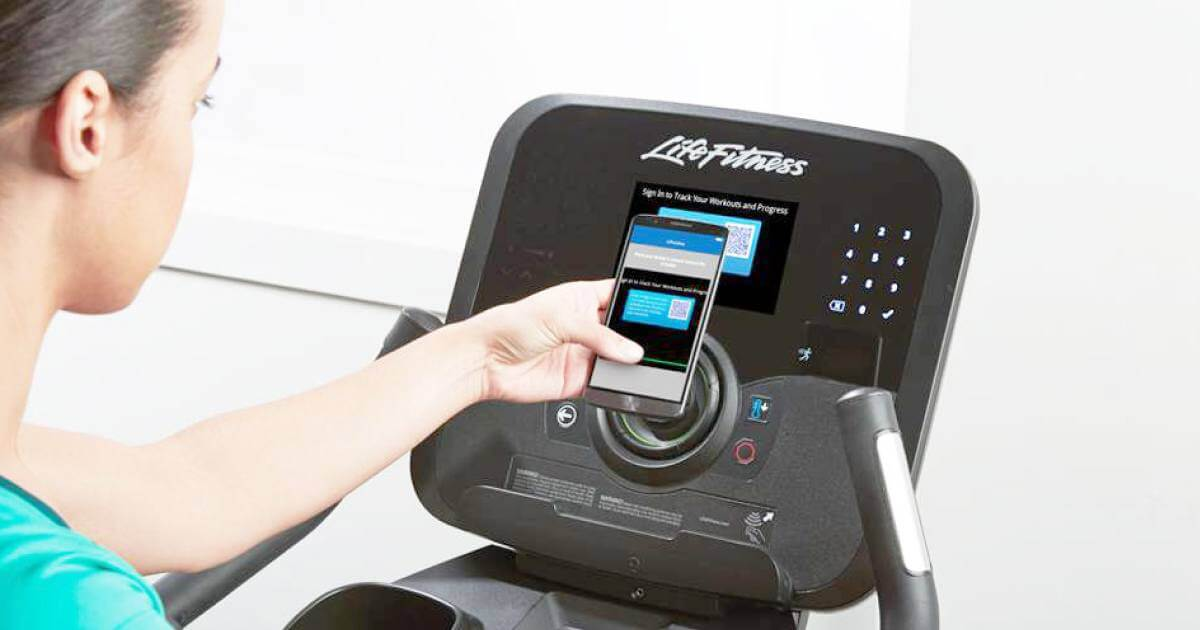 QR Codes for Gyms