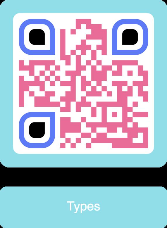 supercode type qr code