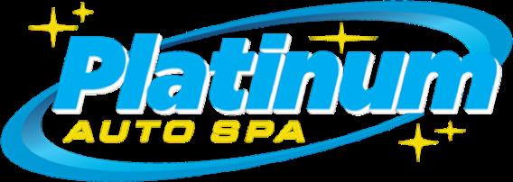 platinum auto spa logo