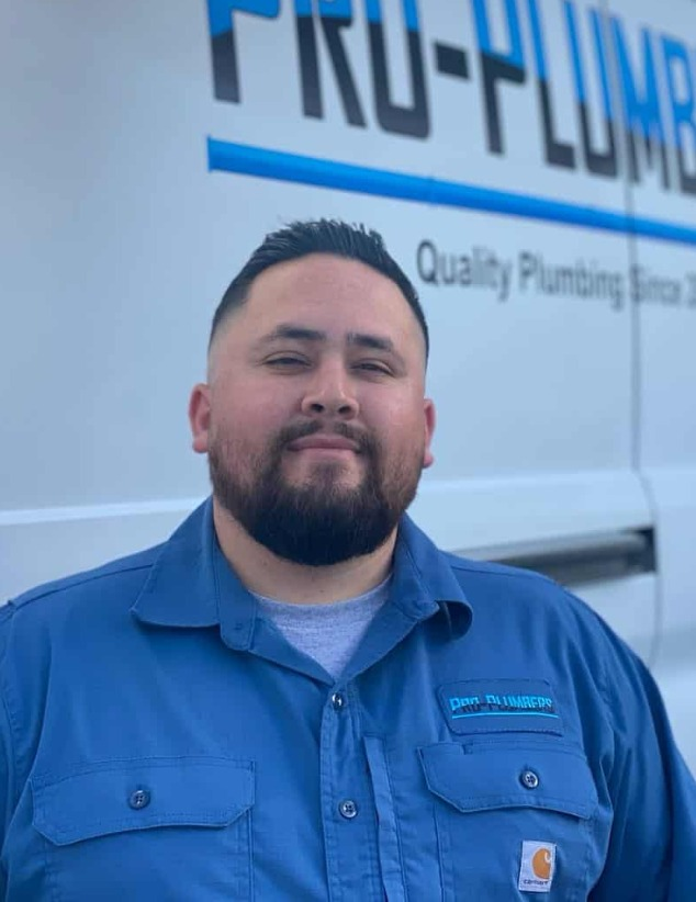 Frankie Lomeli of Pro Plumbers is the top rated plumber in Corona, CA