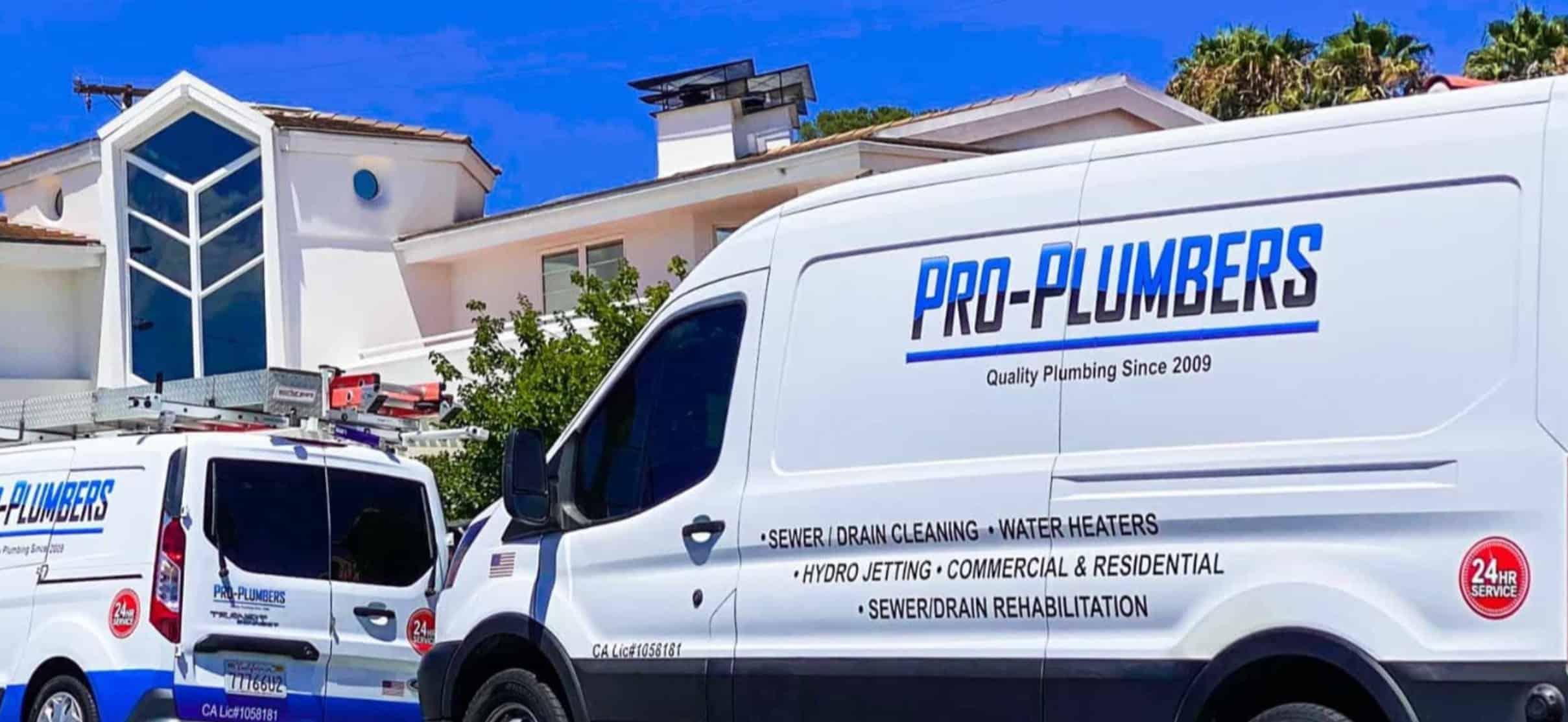 About Pro Plumbers in Corona, California.