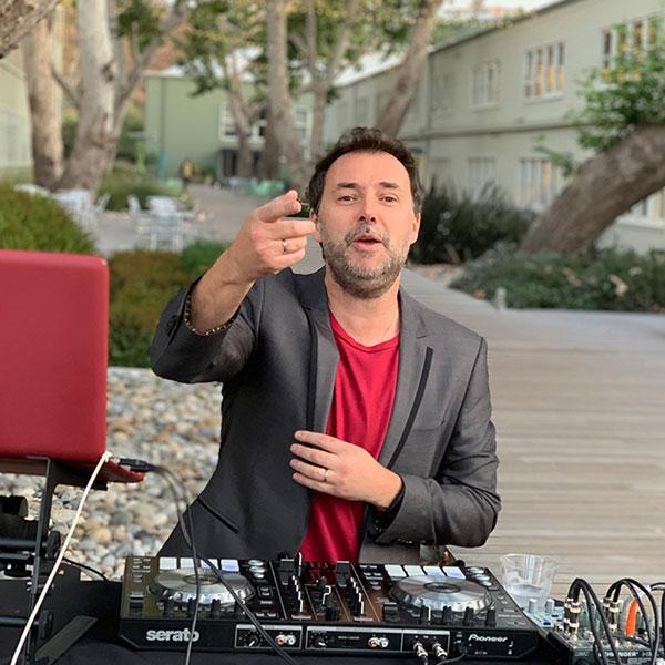 DB DJing