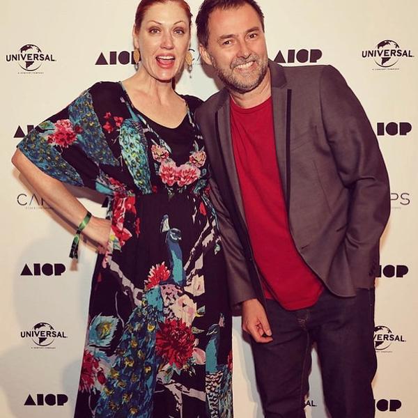 Kristina and DB AICP