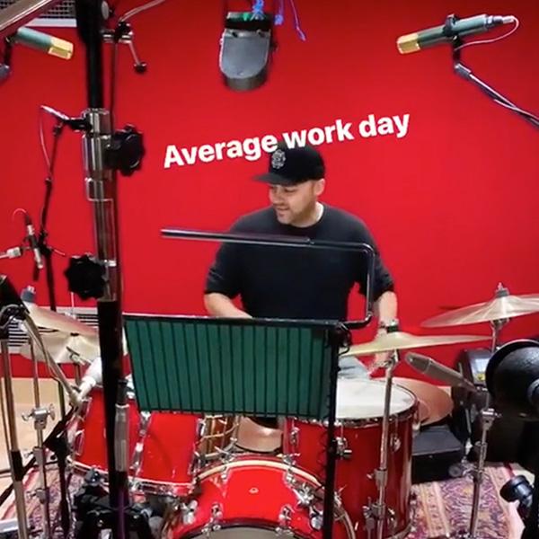 J Abbey Road drums