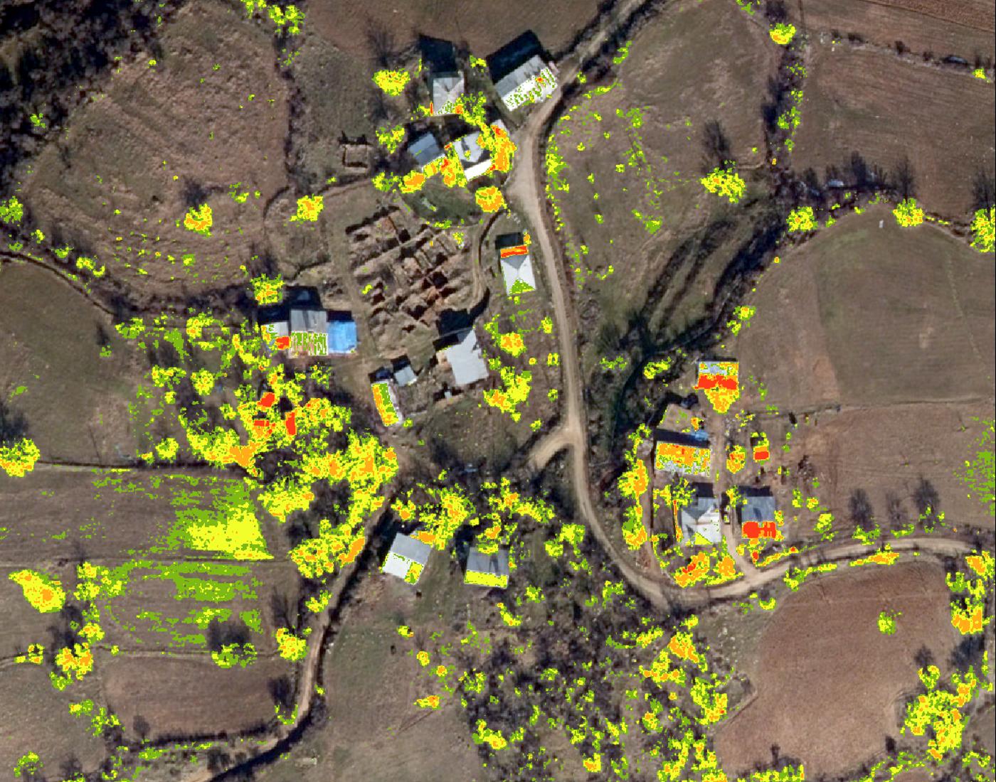 Earth Observation Via Satellites and UAV Imagery