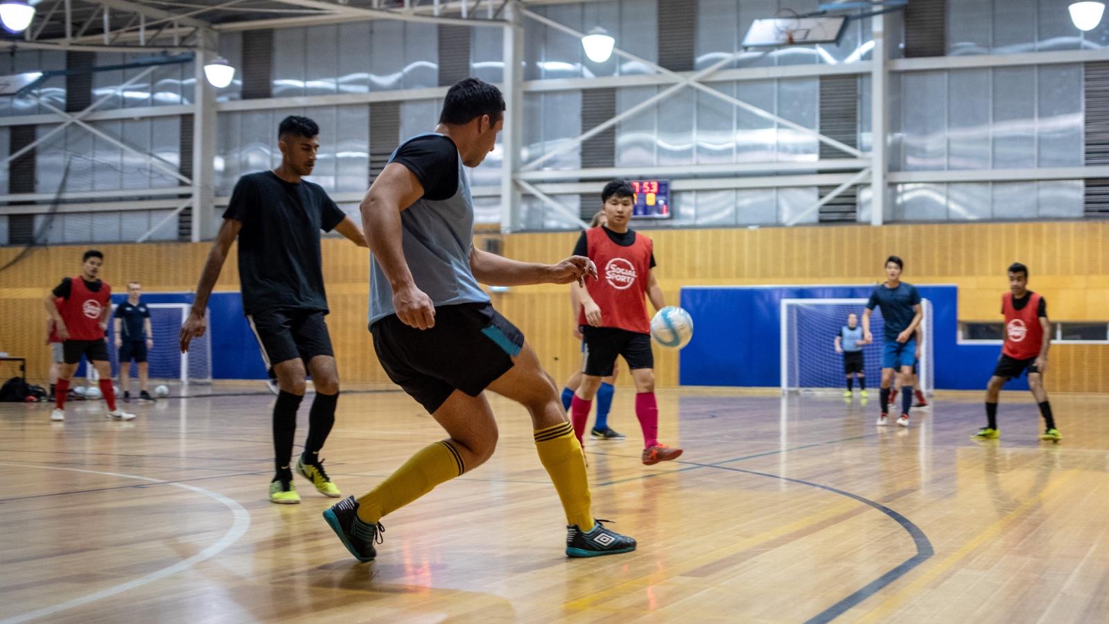 Epping Futsal | Social Futsal | Play Futsal Melbourne