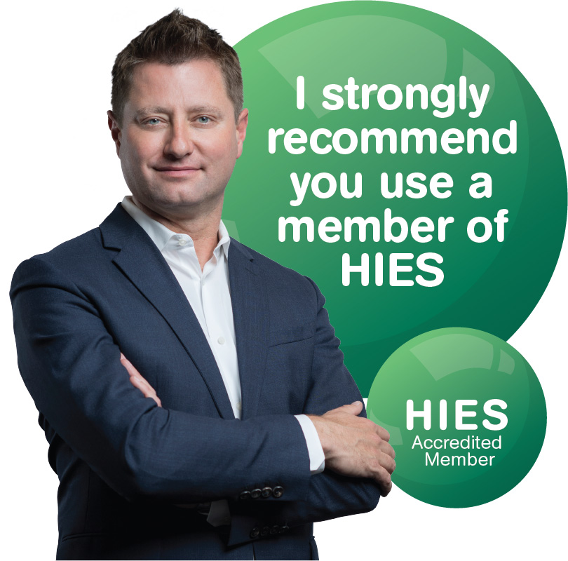 hies accreditation graphic