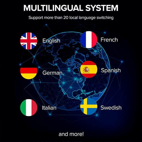Multilingual System - Super Console X