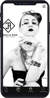 App Cornelia Rom Mobile Viewport