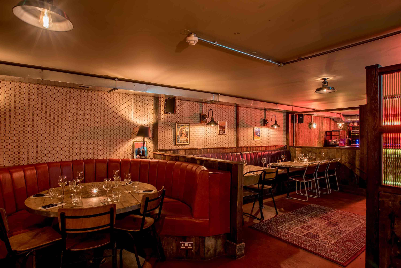 Hackney Basement Bar