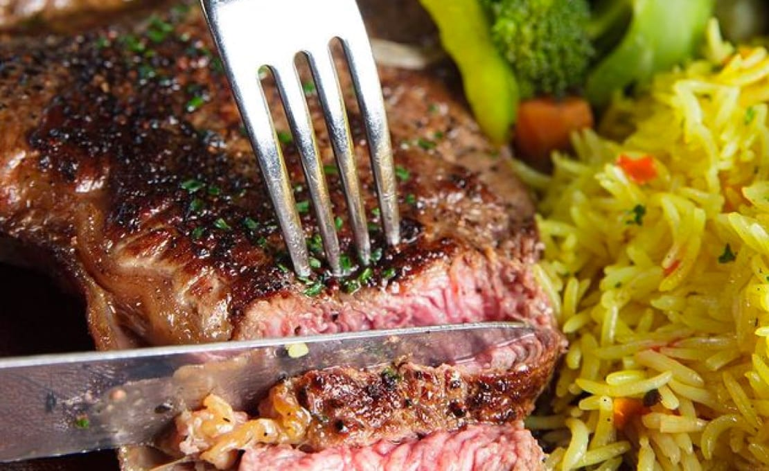 Dry-Aged T-Bone Steak