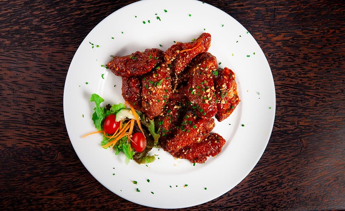 Ankole Hot Wings