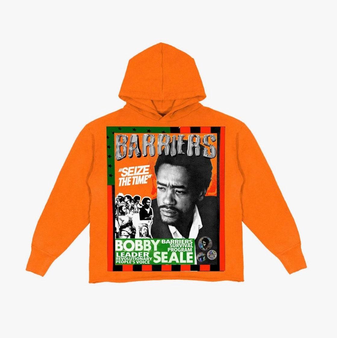 Barriers's Bobby Seale hoodie