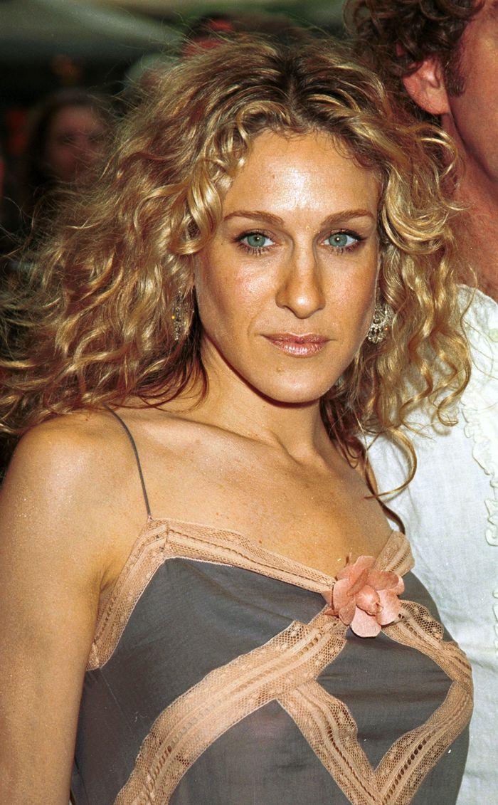 Sarah Jessica Parker's Curls