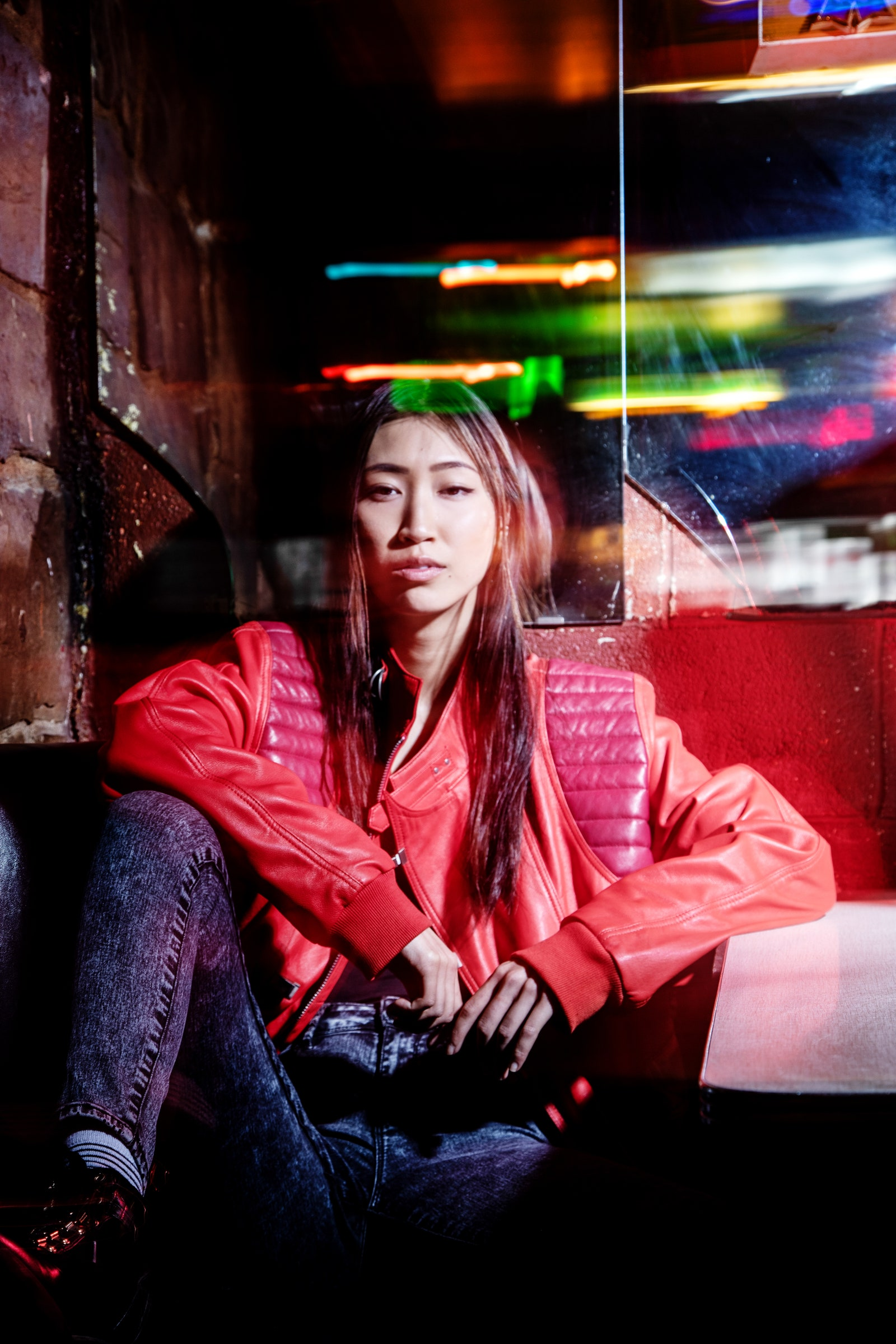 Kaneda's jacket from AKIRA.