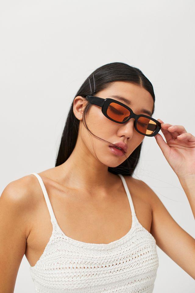 Urban Outfitters Sabrina Rectangle Sunglasses