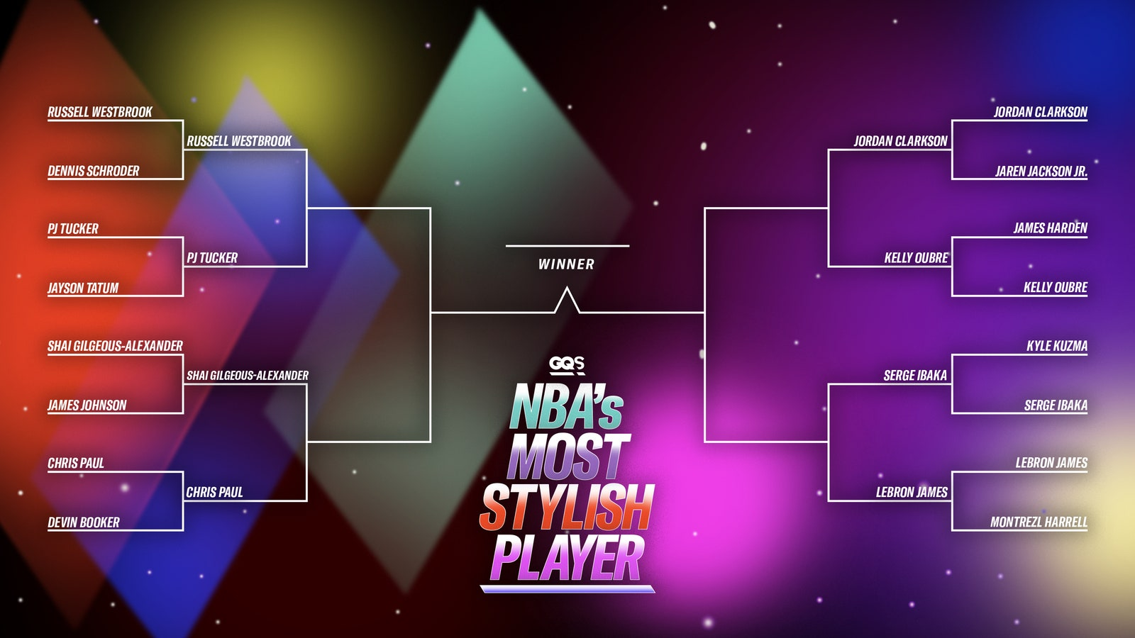 Vote for GQ's Most Stylish NBA Player of 2021
