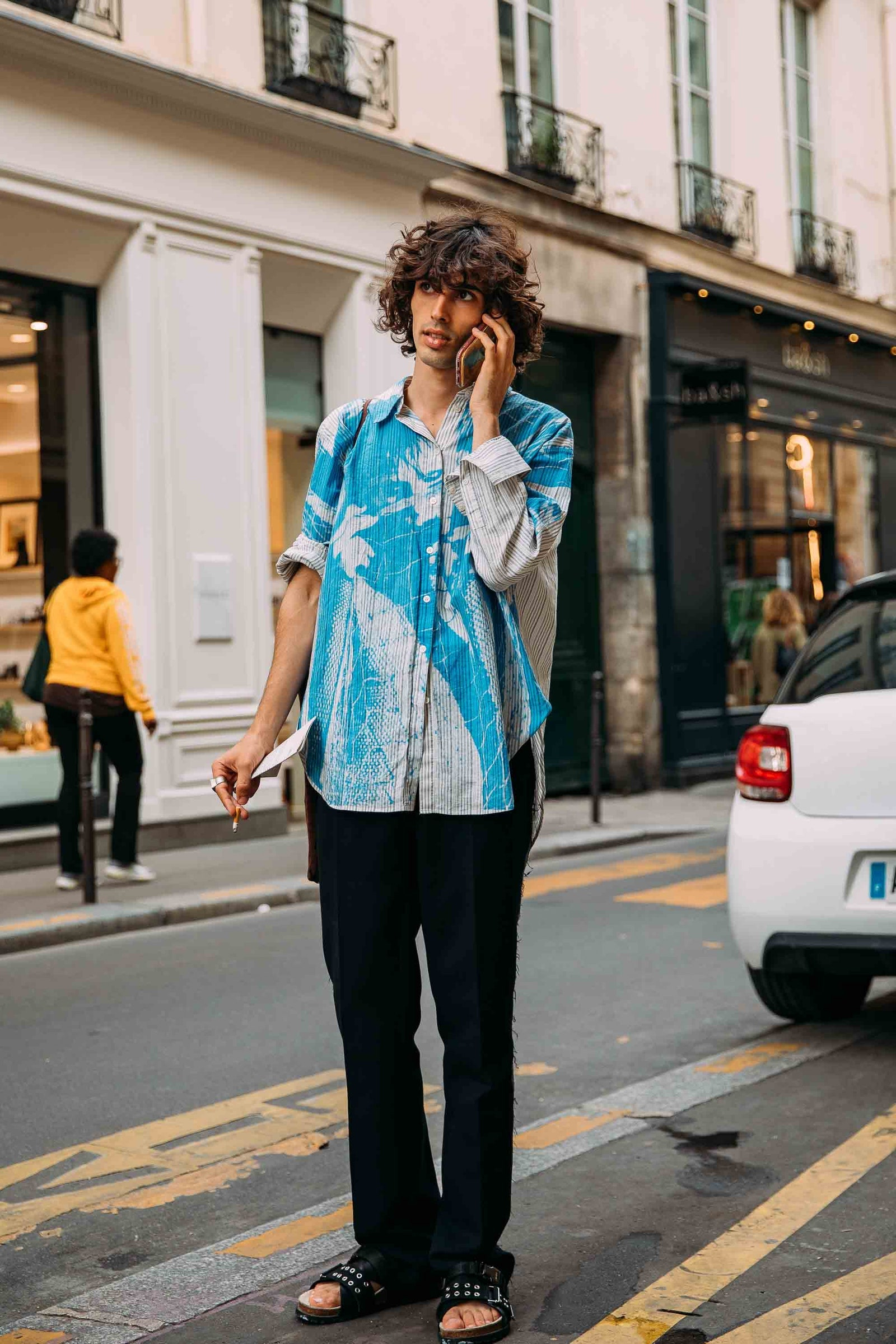 Shop 7 Summer Outfits From the Mens Street Style Set in Paris