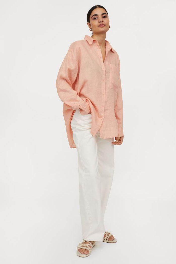 H&M Linen Shirt