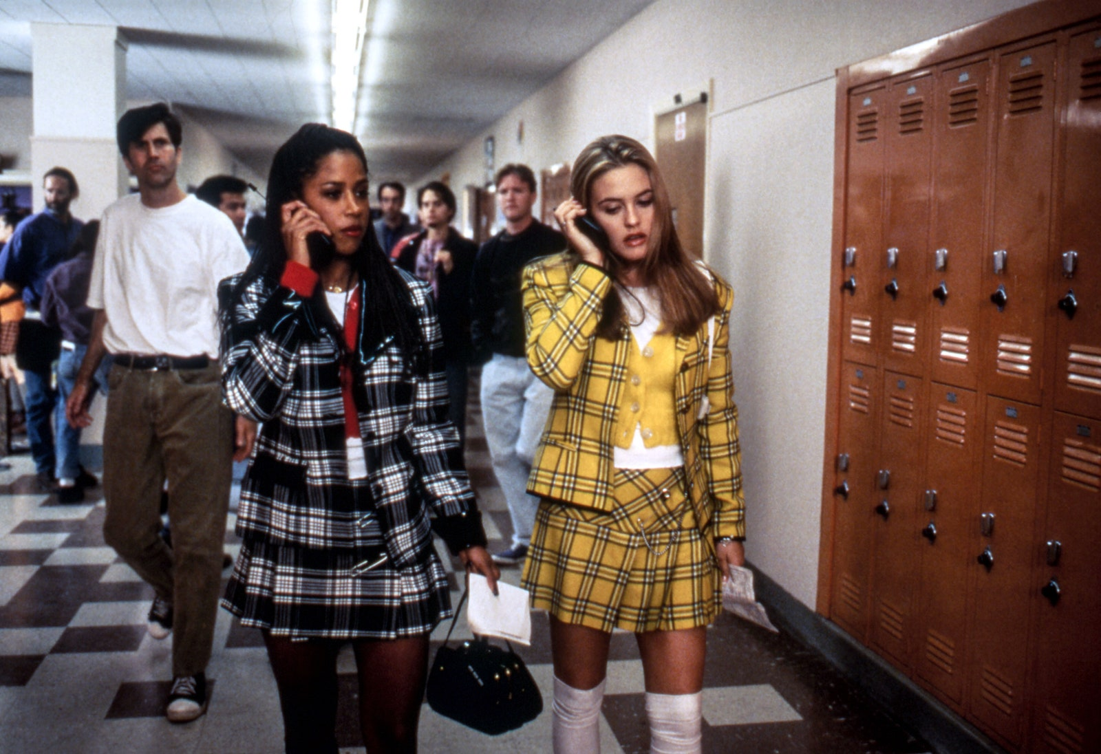 How Cher and Dionne Would Dress in 2021 According to the Costume Designer of Clueless
