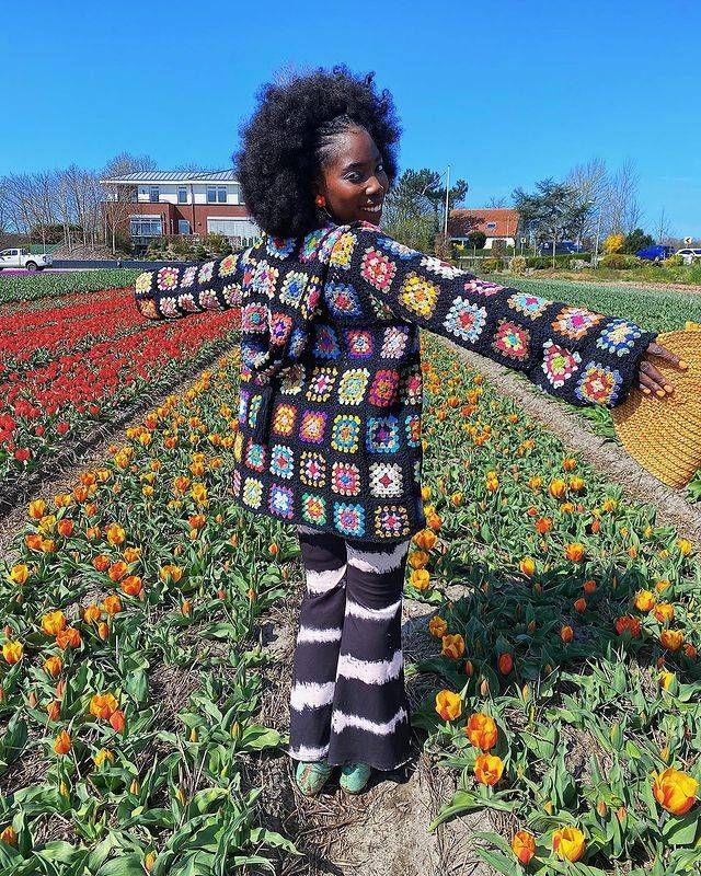 crochet fashion trend