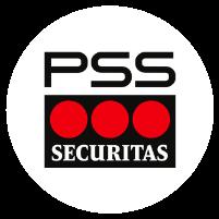 PSS Securitas logo