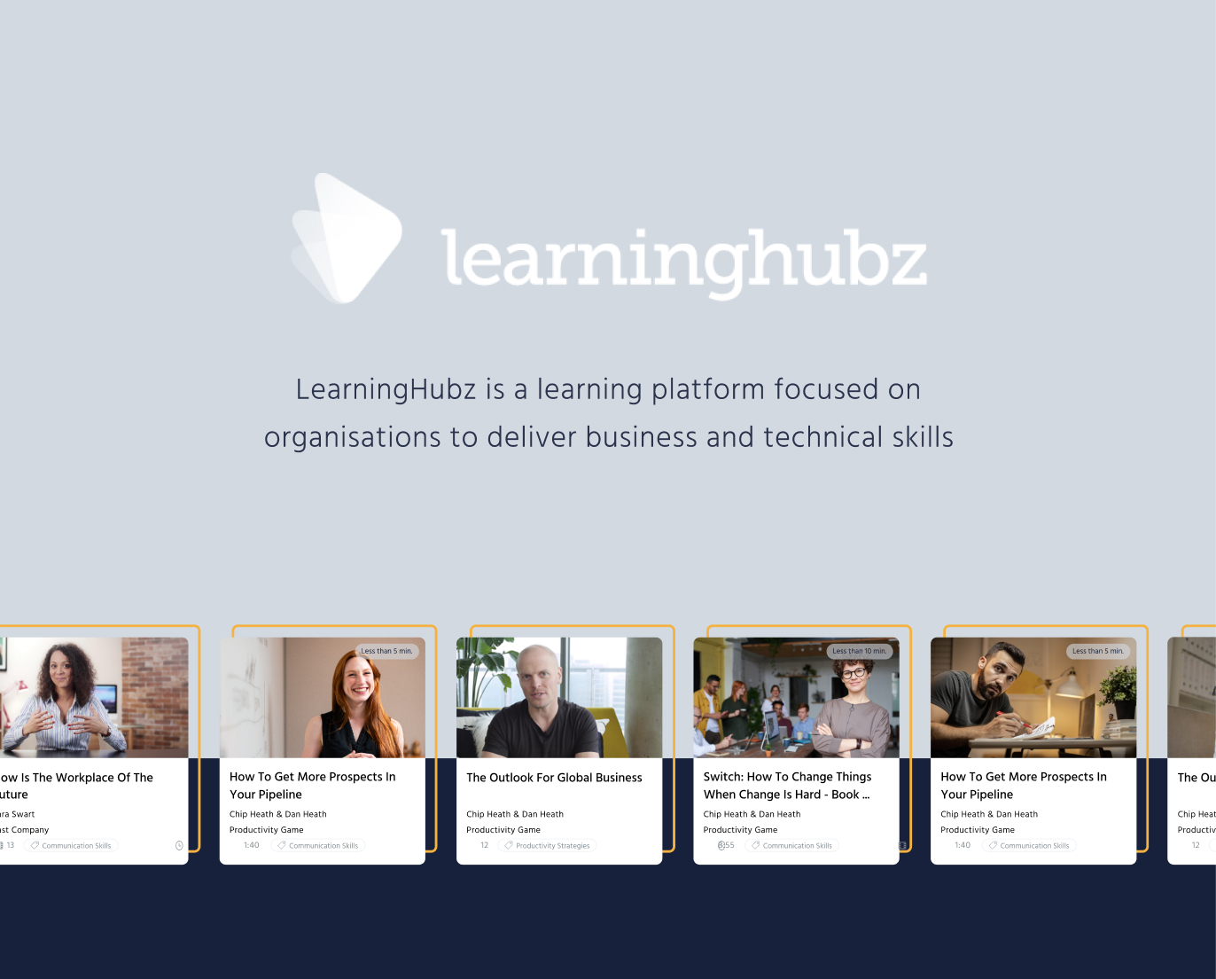 Learninghubz case study: see how Imaginary Cloud transformed its web & mobile platform with a UX Audit