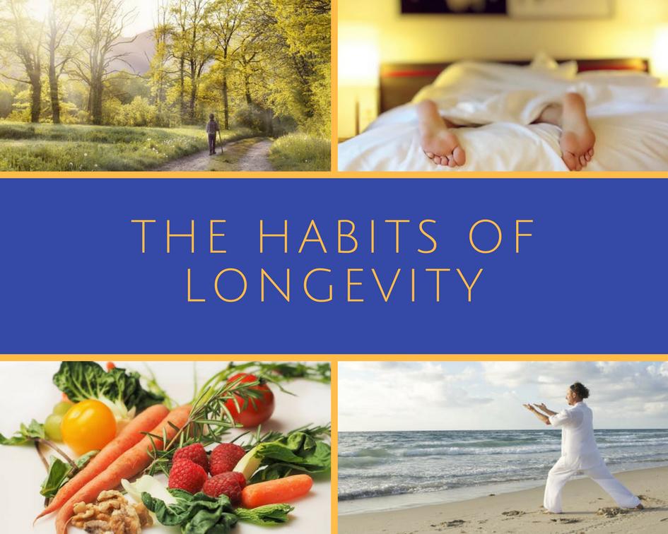 Habits of Longevity