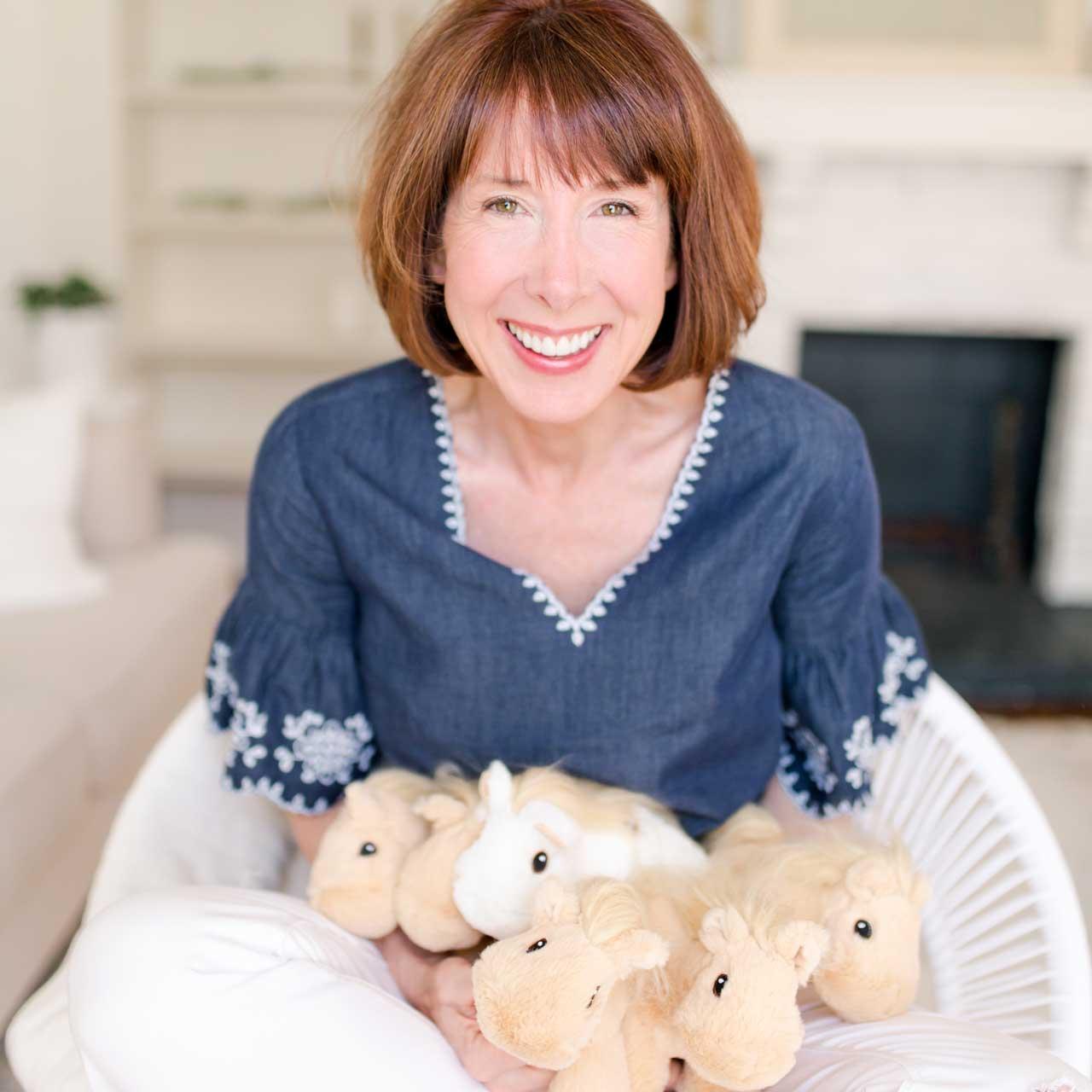 Kimberly Rogers, Founder & CEO of Piccoli Horses.