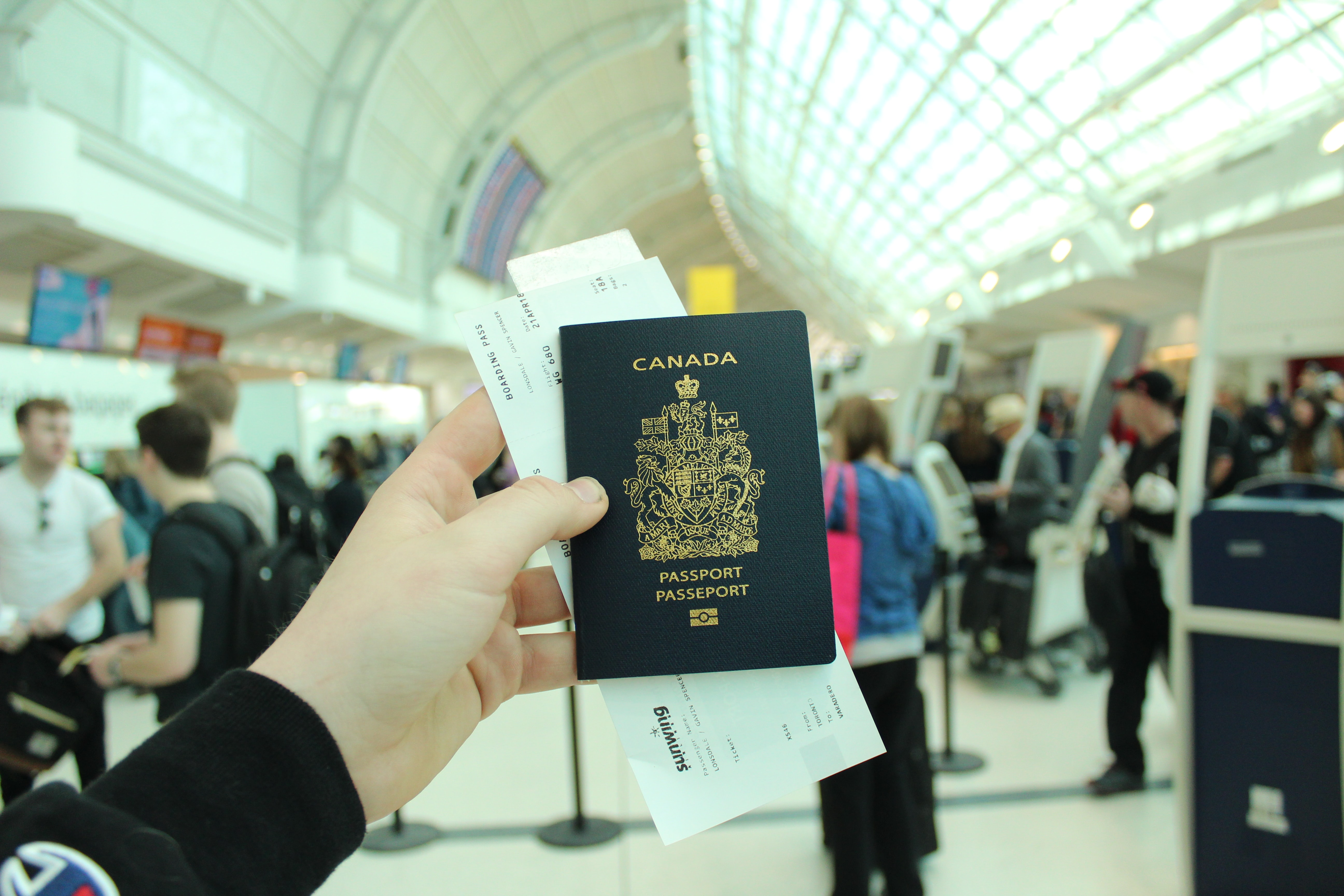 ID card processing in relocation supply chain