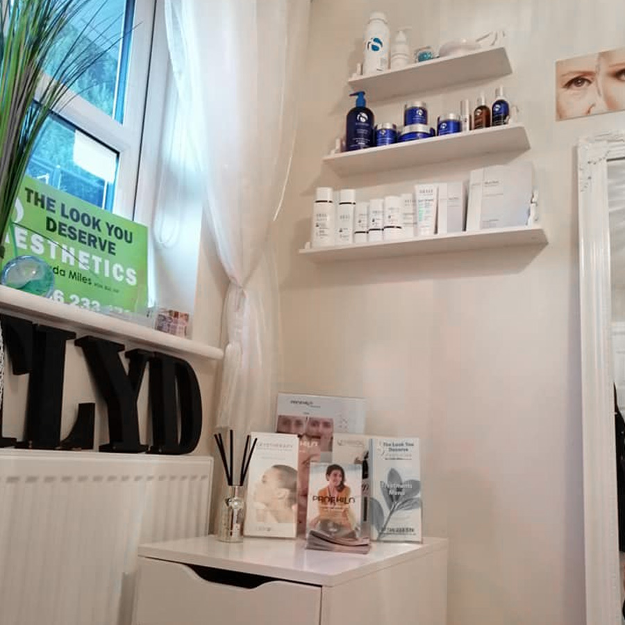 The Look You Deserve Aesthetics Clinic in Nuneaton