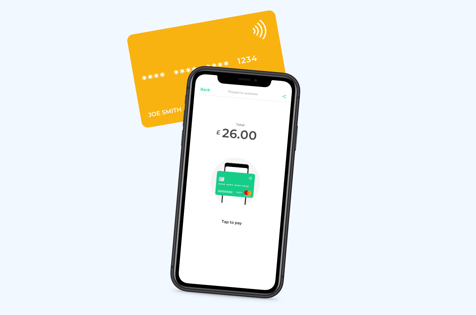 Introducing Tap to Pay